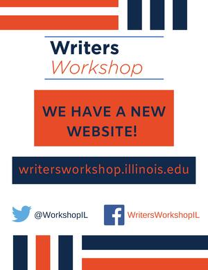 Writers workshop poster