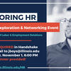 Exploring HR Open House